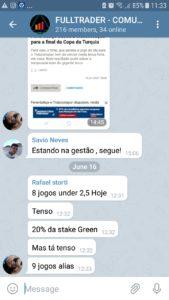 full trader telegram